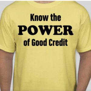 Know the Power of Good Credit